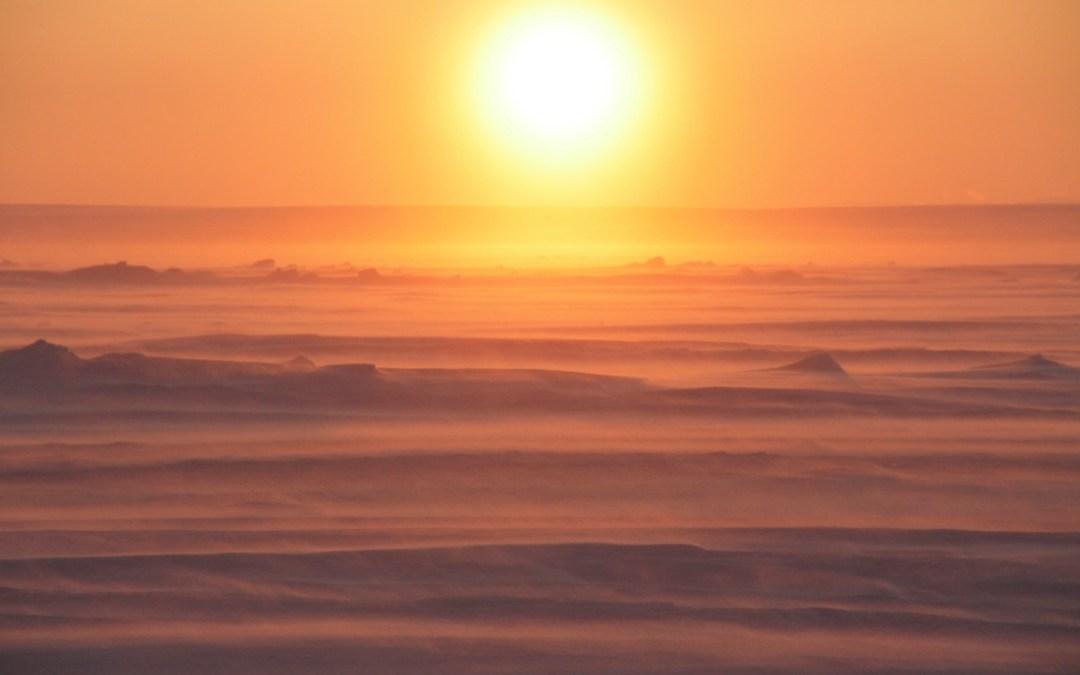 Még mindig nem indult el a jégképződés a Laptyev-tengeren