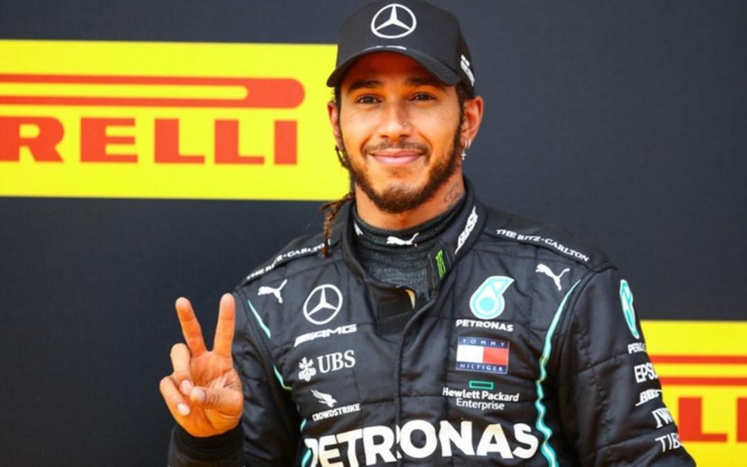 Portugál Nagydíj: Hamilton a pole pozícióban
