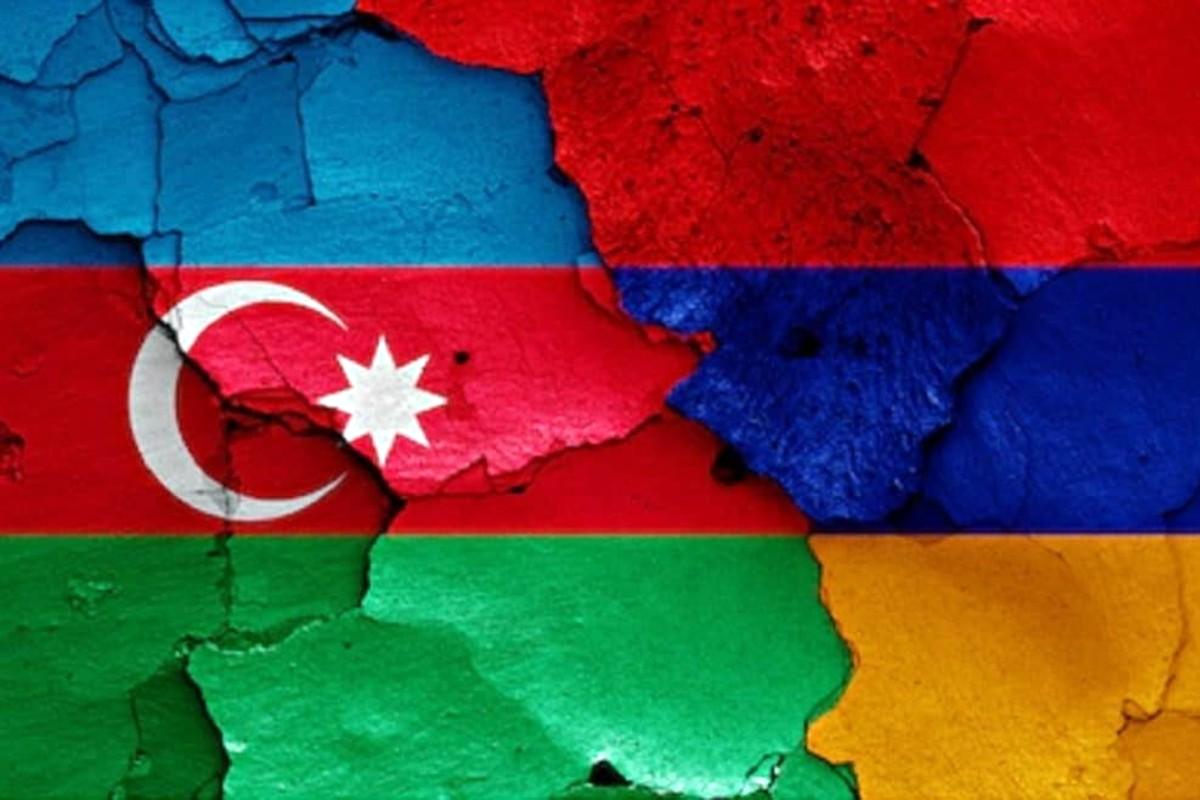örmény-azeri zászló