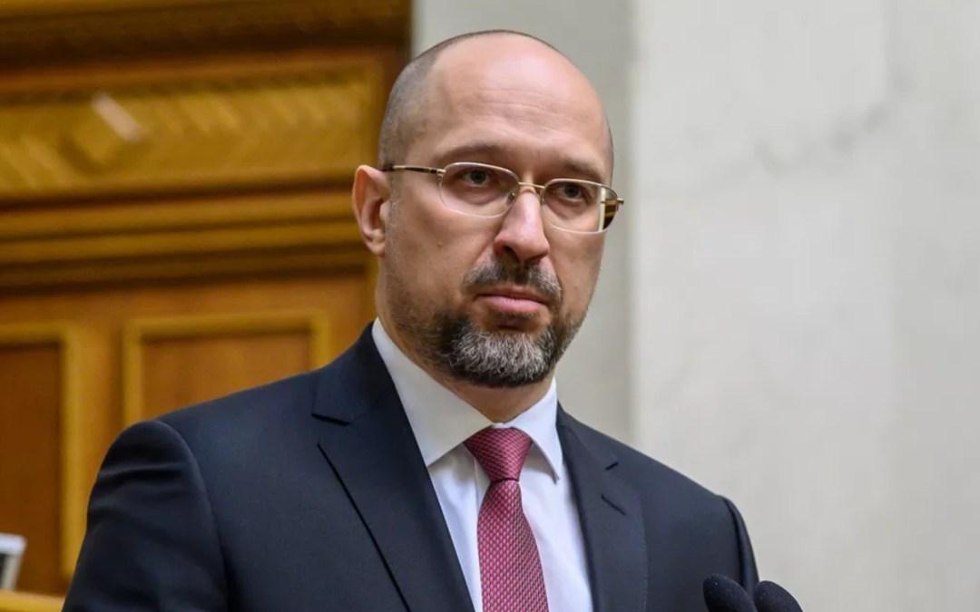 Smihal: az ukrán kormány csökkentette a gáz árát