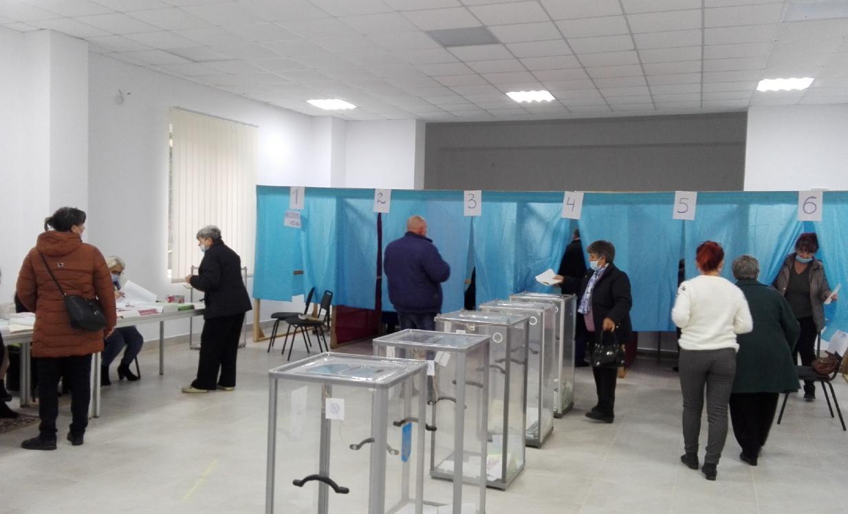 választás, Ukrajna