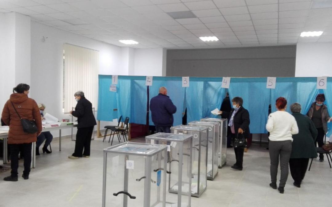 CVK: 37%-os volt az országos részvétel