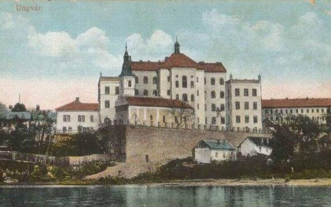 Kárpátalja anno: Az ungvári bazilita rendház