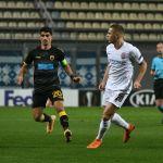 Luhanszki győzelem Athénban, Arsenal-henger Moldéban