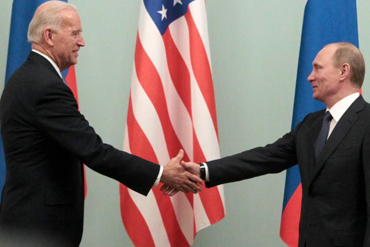 Biden Putyin