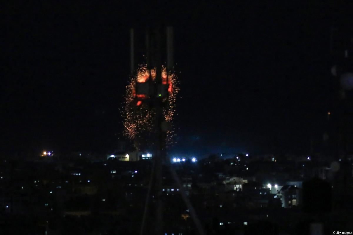 Gáza Hamász Izrael