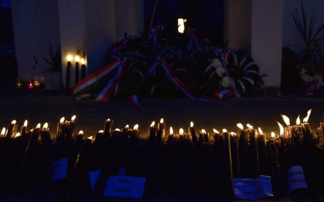 Emlékezzünk együtt a háromnapos munka áldozataira