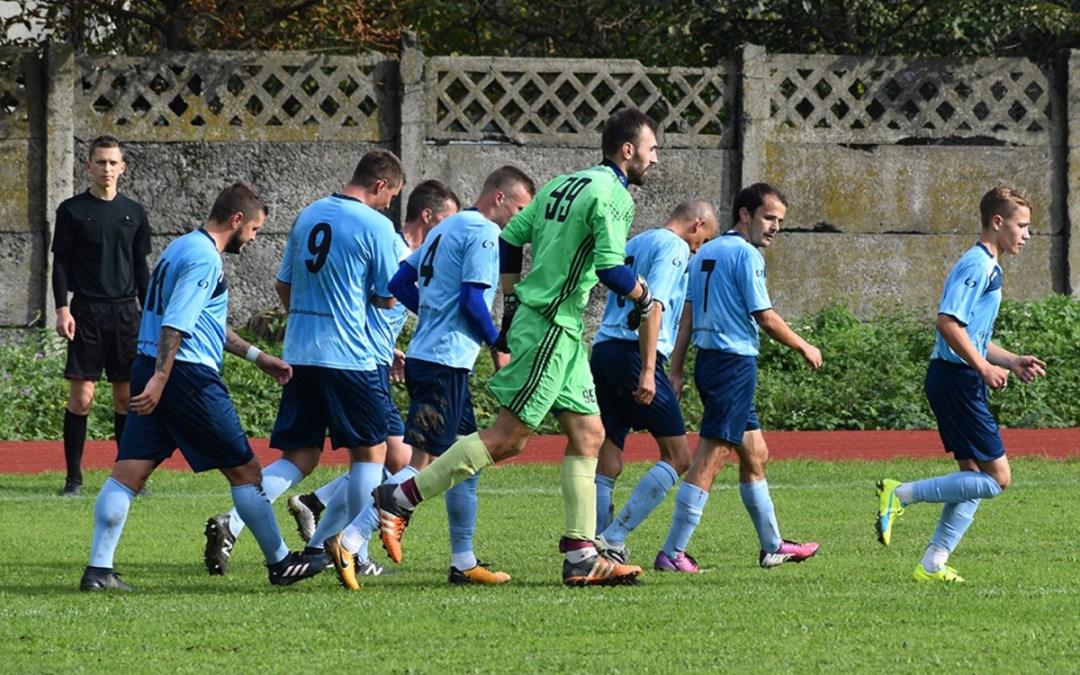Bajnoki címet szerzett a Técsői FC