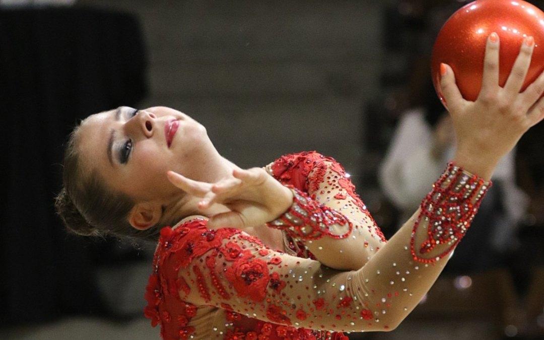 Pigniczki Fanni 11. lett egyéni összetettben a ritmikus gimnasztika eb-n