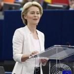 Von der Leyen: Biztonságos külső határokra van szükség a schengeni övezetben