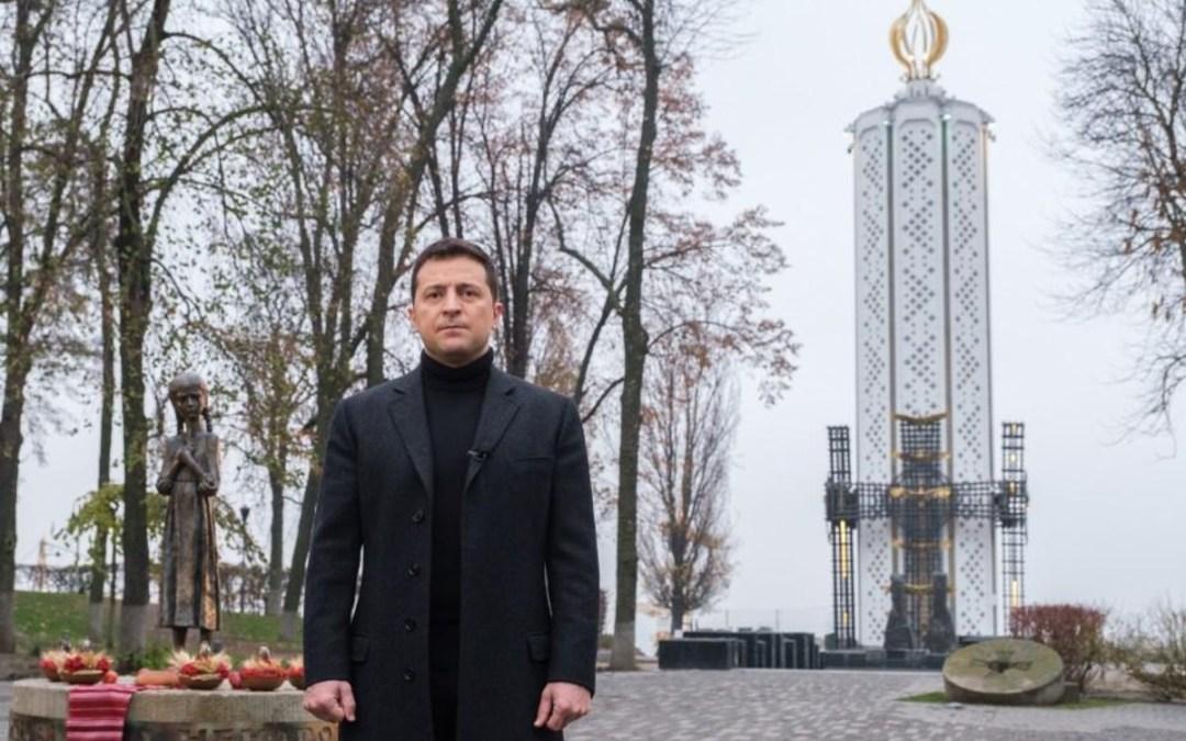 Ma van az éhínség áldozatainak emléknapja Ukrajnában