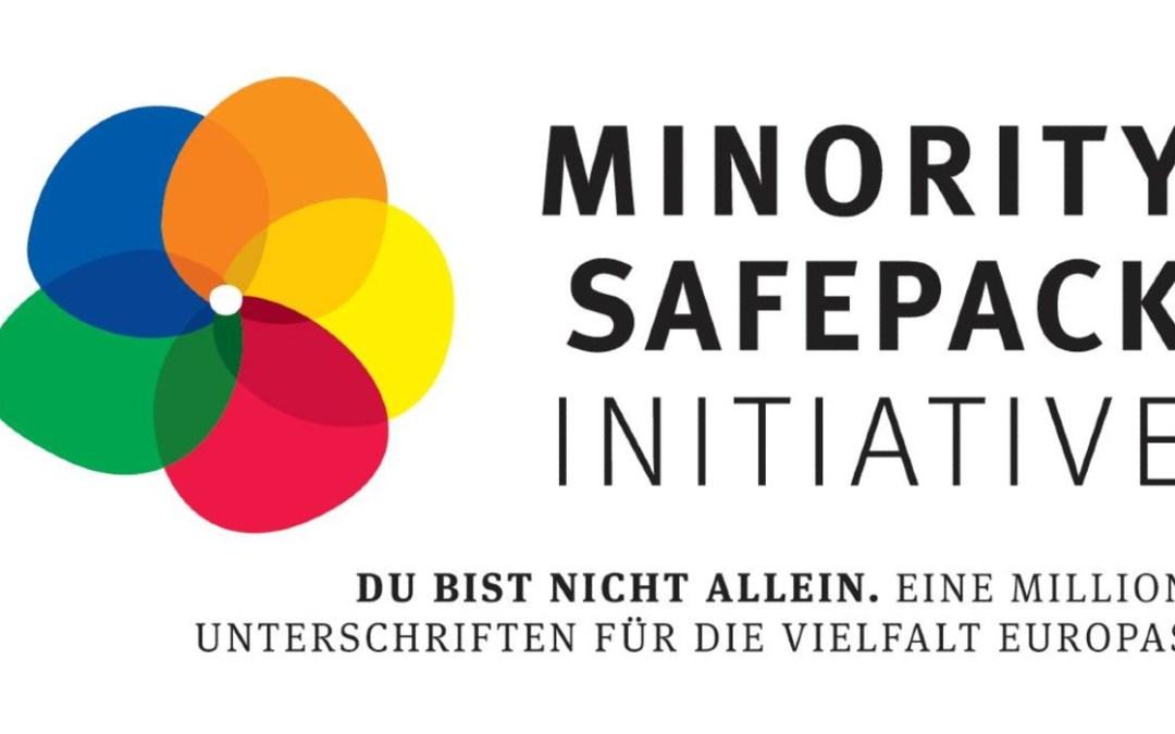 Aláírásgyűjtés indult a Minority SafePack támogatására