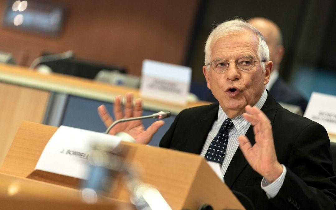Borrell: egyre fokozódik a feszültség az ukrán-orosz határon