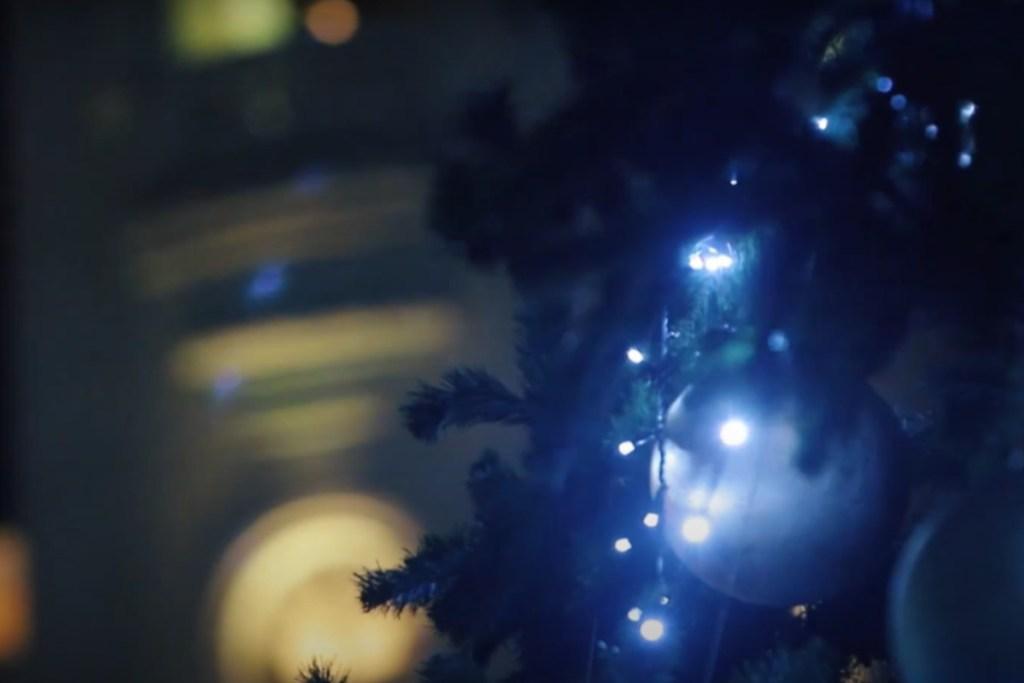 karácsonyfa Munkács