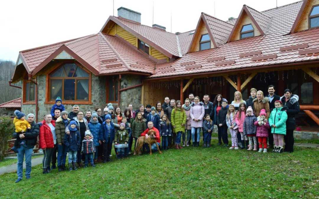 Egy hétvége a családért – a Kárpátaljai Második Esély Jótékonysági Alapítvány köszönetnyilvánítása