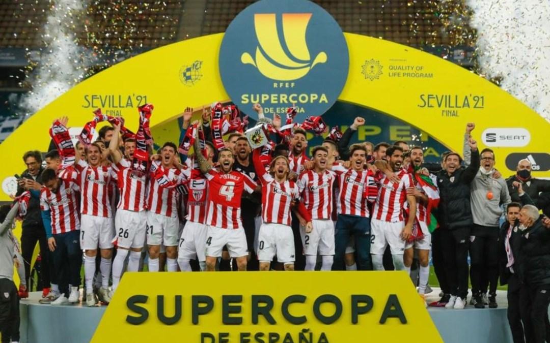 Szuperkupa-győztes a Realt és Barcát is legyőző Athletic Bilbao
