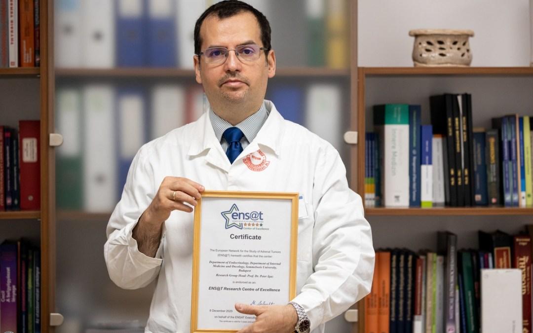 Eredményesen küzdenek a Semmelweis Egyetem kutatói a rák legyőzéséért