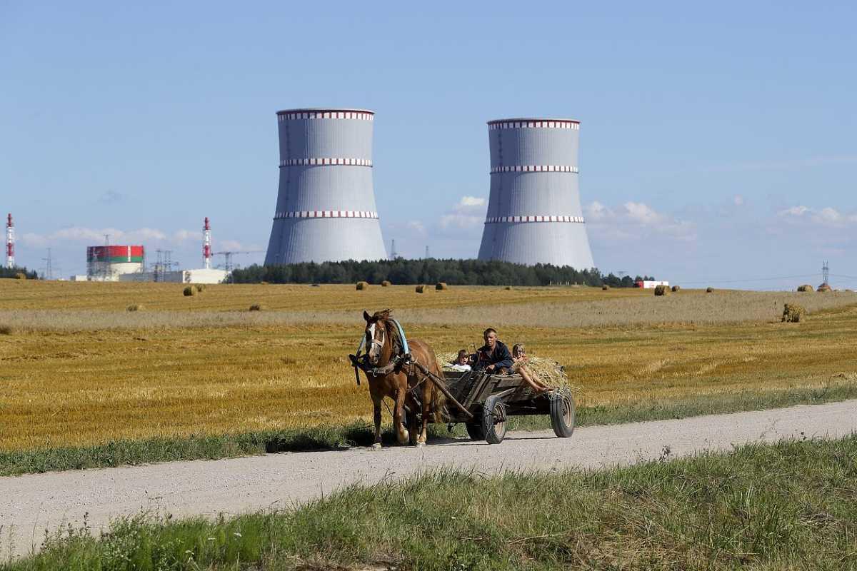 Asztravjeci atomerőmű