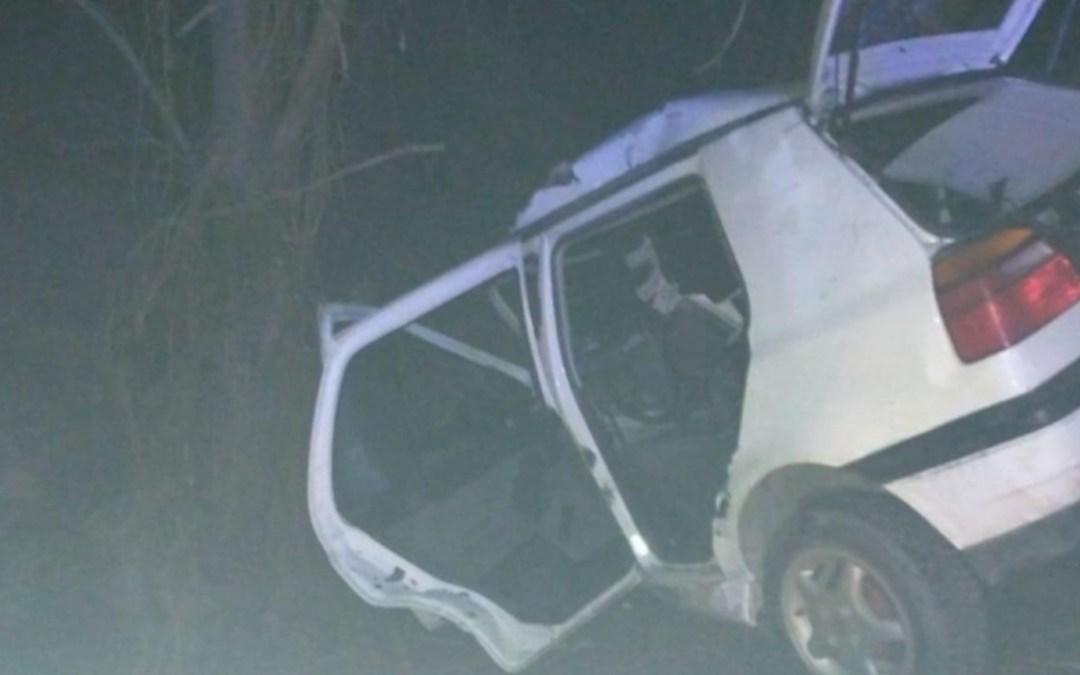 Két fiatal halt meg egy közúti balesetben a Perecsenyi járásban