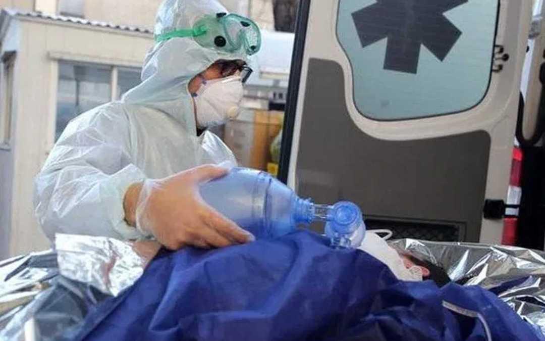Több mint 4,5 ezerrel nőtt a koronavírusosok száma Ukrajnában