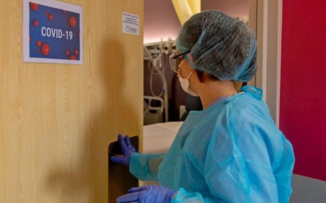 Koronavírus Ukrajnában: 2 817 új fertőzött, 119 áldozat