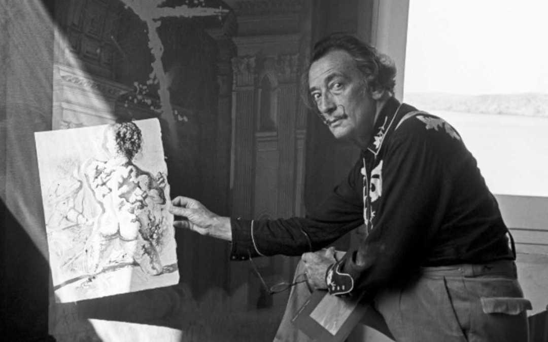 Salvador Dalí – egy különc katalán zseni élete