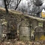 Különleges zsidó temető Munkács közelében