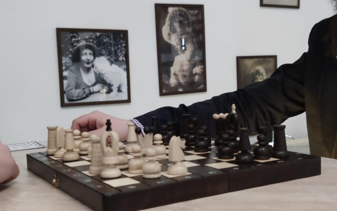 Шаховий клуб у Берегові