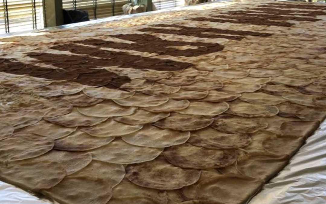 Kárpátalja ma: az ország legnagyobb palacsintája