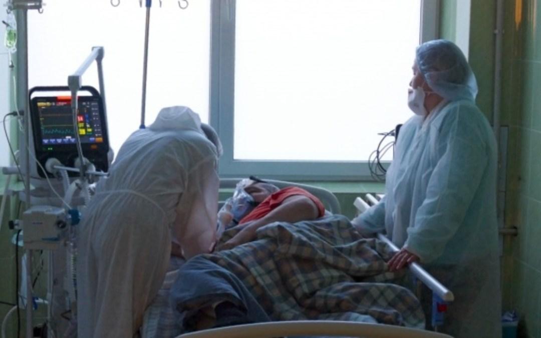 Továbbra is nyolcezer felett a napi megbetegedések száma Ukrajnában