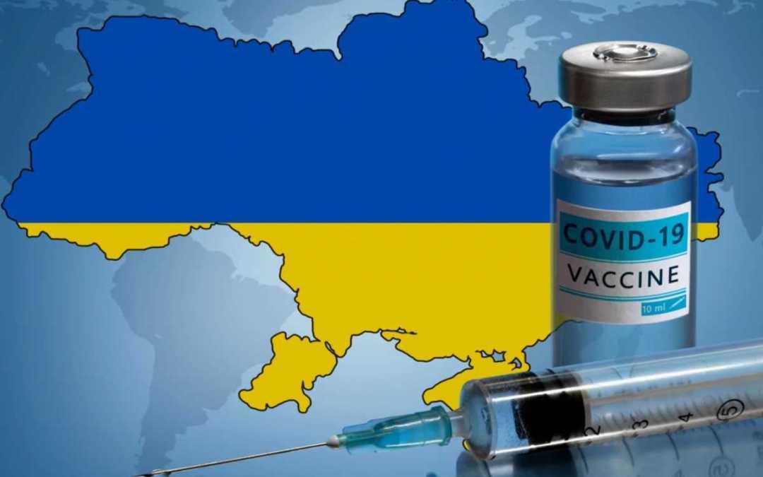 Eddig kevesebb mint ötezer embert oltottak be Ukrajnában