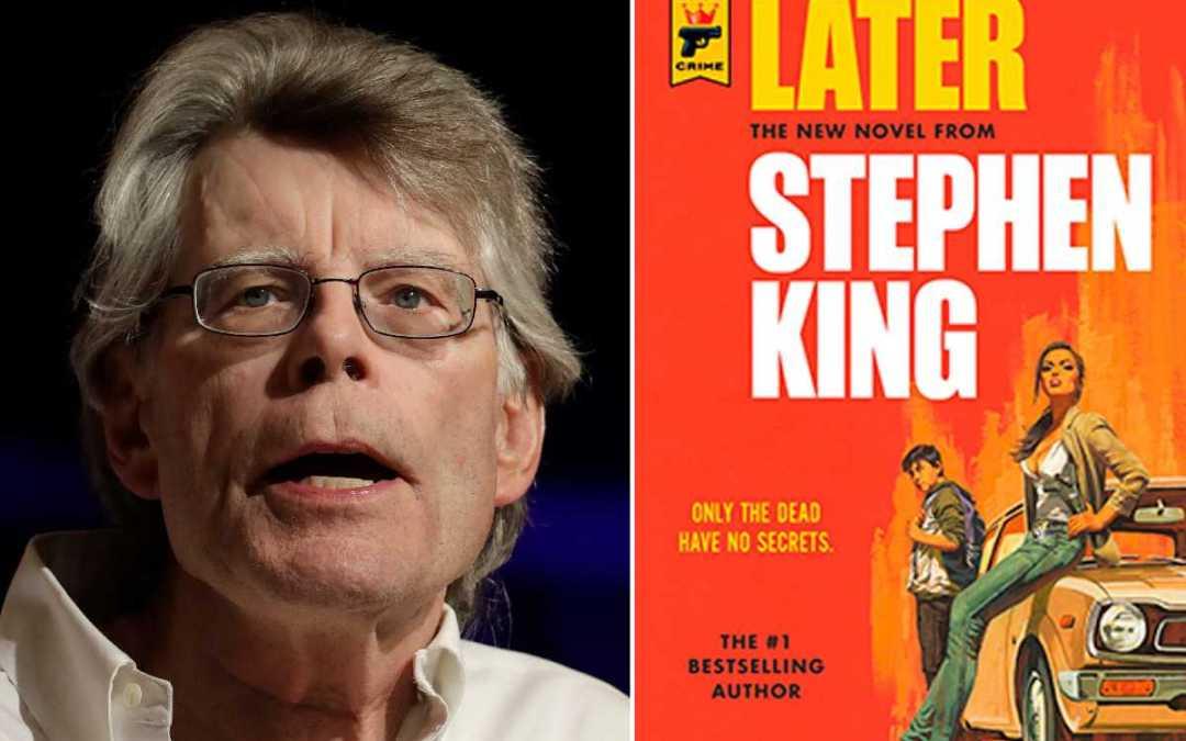 Új regénnyel jelentkezik Stephen King író
