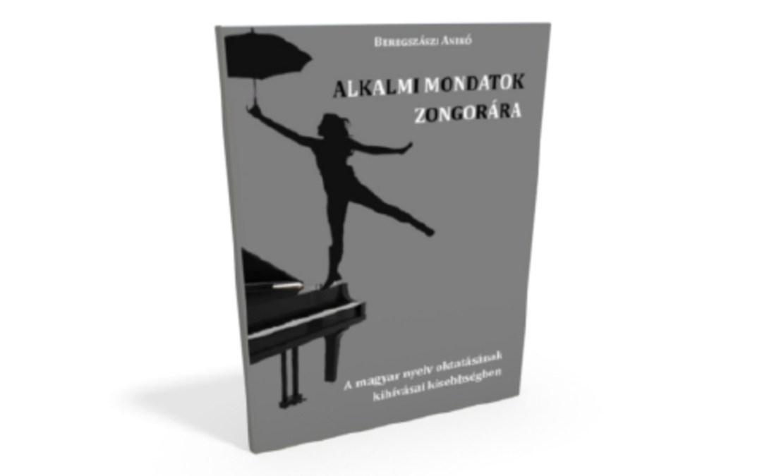 Könyvajánló: Alkalmi mondatok zongorára