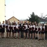 Diplomaátadó ünnepség a Rákóczi-főiskola Szakgimnáziumában
