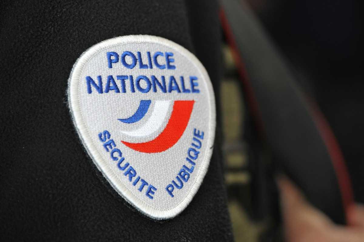 francia rendőr