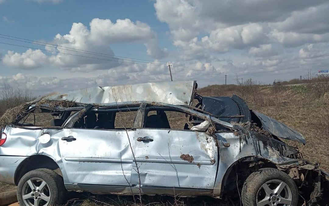Halálos autóbaleset az Ungvári járásban