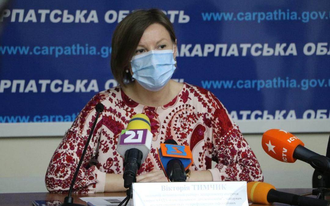 Sinovac vakcina érkezik Kárpátaljára