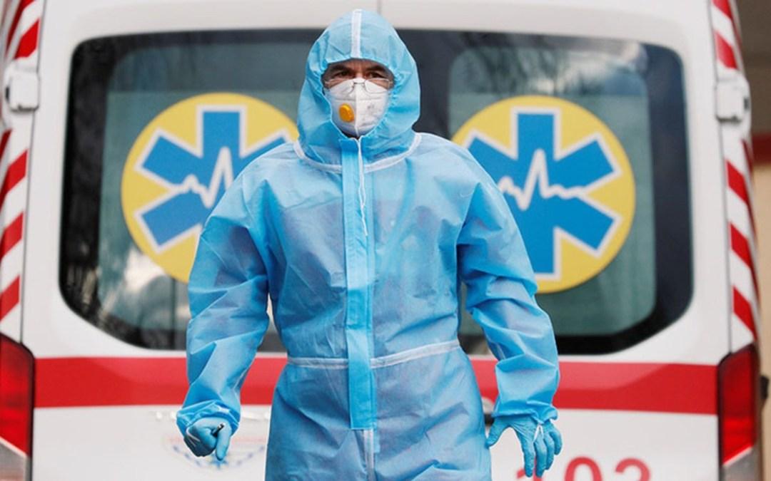 Koronavírus Ukrajnában: 9 590 új beteg, 441 áldozat