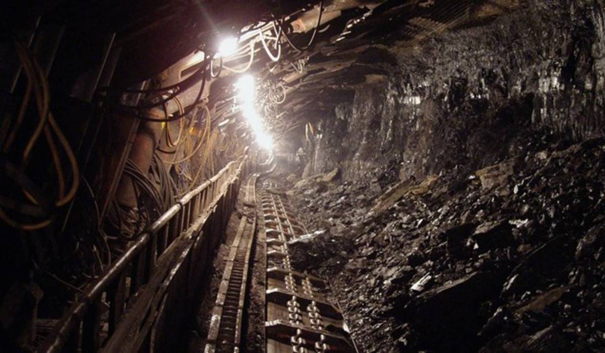 bányászat