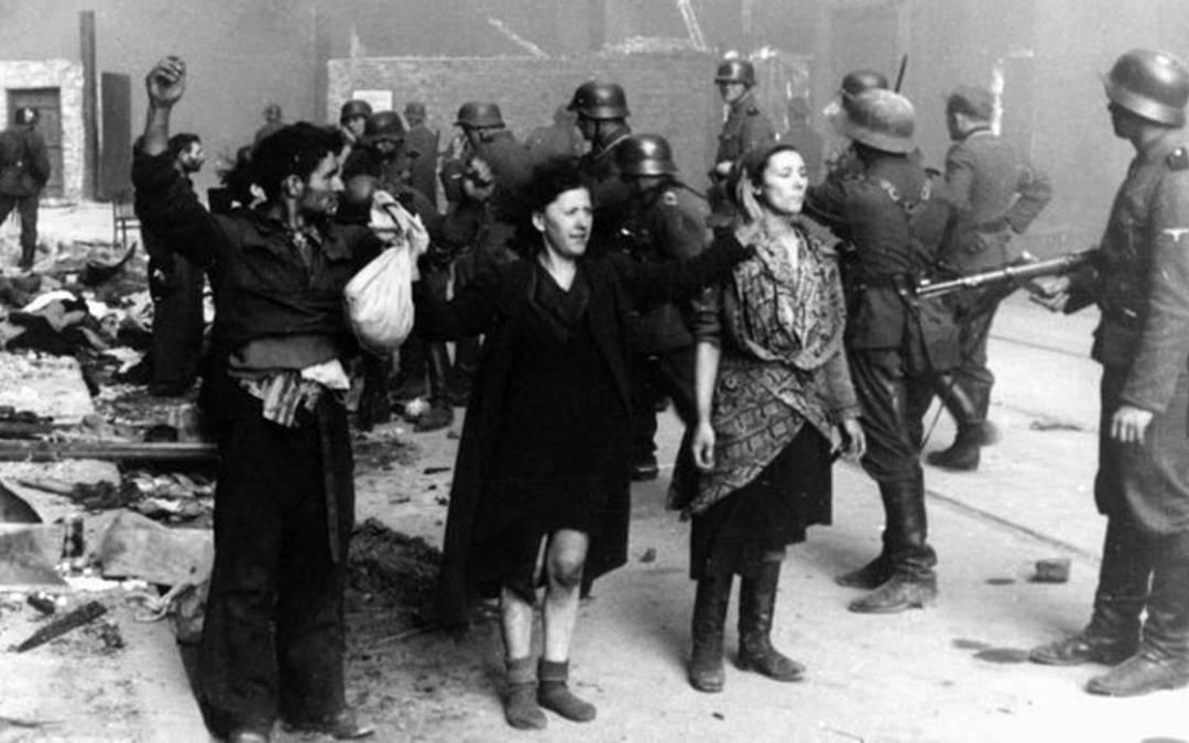 78 éve kezdődött a nácik elleni felkelés a varsói gettóban