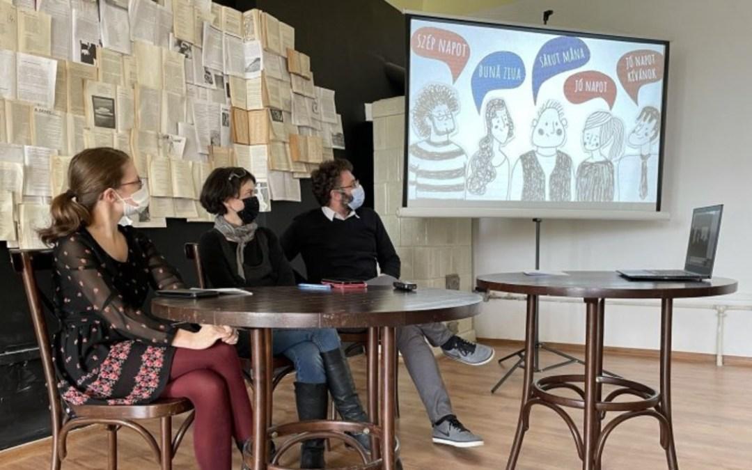 A magyar nyelvhasználatot népszerűsítő kampány indult Erdélyben