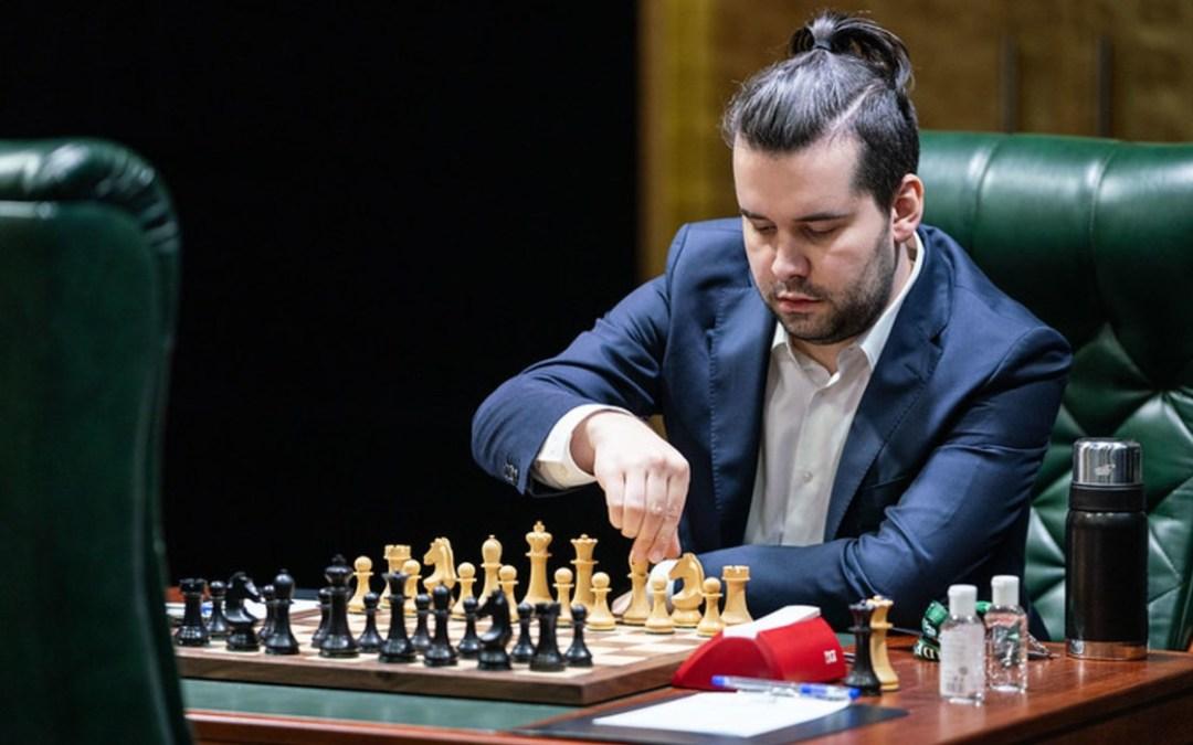 Nyepomnyascsij vezet a sakkvilágbajnok-jelölti tornán
