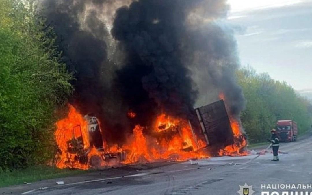 Négy halálos áldozatot követelő baleset Hmelnickij megyében