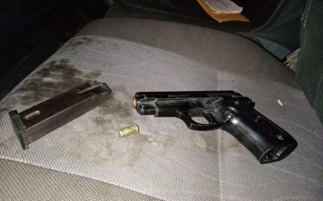 Lövöldözés a Huszti járásban