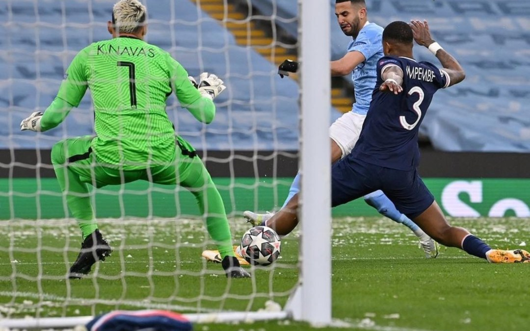 BL-elődöntő: jeges pályán nyert a Manchester City