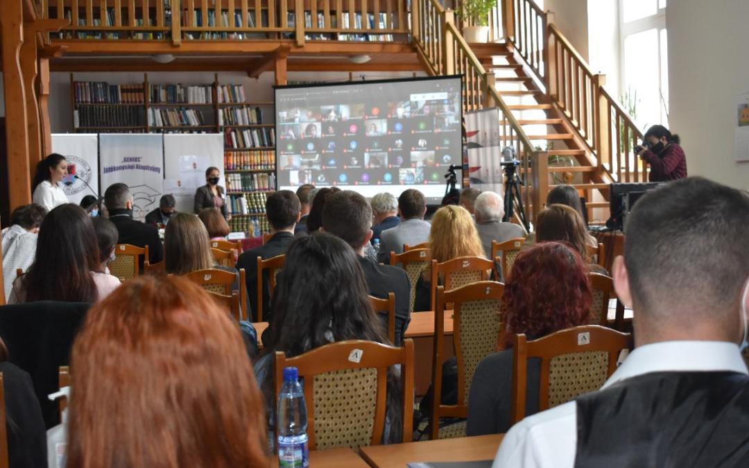 Kezdetét vette a XV. Kárpátaljai Tudományos Diákköri Konferencia