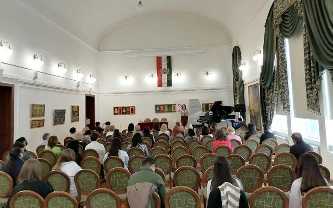 Zongora mesterkurzust szerveztek Beregszászban