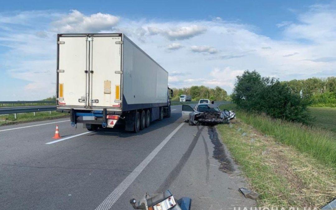 Kárpátaljai szenvedett balesetet Zsitomir megyében