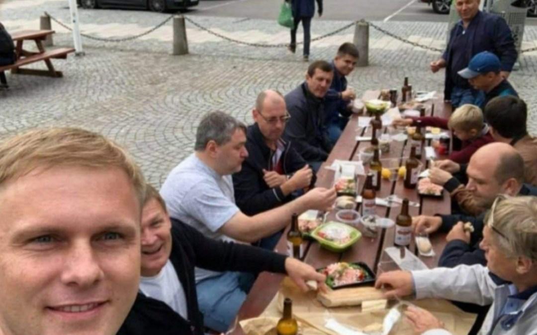 Степан Сікора: Петьовка втратив довіру влади через причетність до контрабанди
