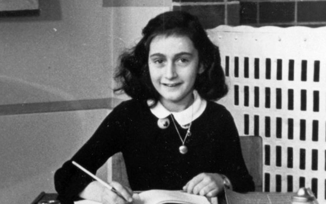 92 éve született a világhírű naplóíró, Anne Frank